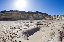 Im Stefanos-Krater auf Nisyros. (c) Tobias Schorr
