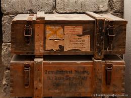 Kiste für Munition