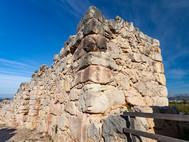 Mykenische Akropolis Tyrins (c) Tobias Schorr