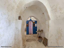 Der Innenraum der Kapelle Agios Joannis. (c) Tobias Schorr