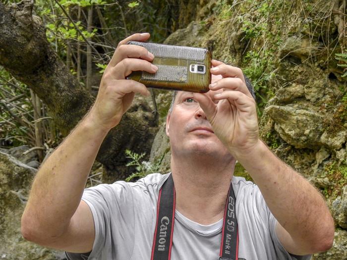 Auch mit dem Smartphone kann man tolle Fotos machen!