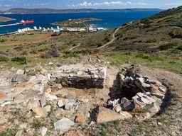 Ein mykenisches Grab aus der Zeit um 1200 v.Chr. (c) Tobias Schorr
