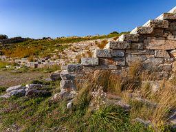 Das antike Theater von Thorikos soll angeblich eines der ältesten Theater Griechenlands sein. (c) Tobias Schorr