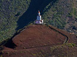 The belltower at Frontera village