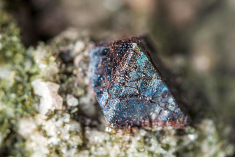 Magnetit. Pali/Nisyros. (c) Tobias Schorr