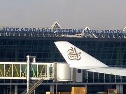 Flughafen Addis Abeba