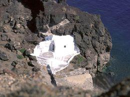 Die Kapelle Agios Nikolaos in der Balos-Bucht (c) Tobias Schorr