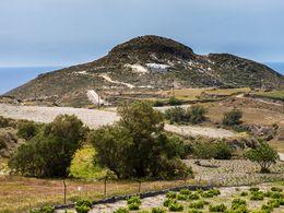 Der Taxiarches Berg auf der Akrotiri-Halbinsel (c) Tobias Schorr