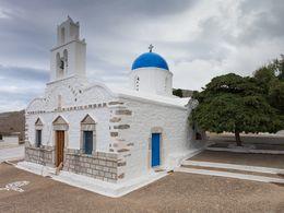 Die Kirche Panaghia Exchoriani