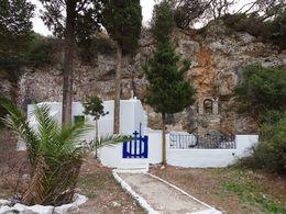 Kleine Felsenkapelle bei Langada