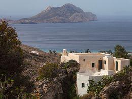 Der typische Baustil auf Amorgos