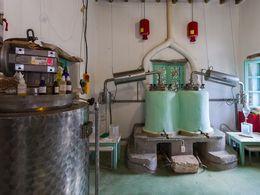 Die Destillerie für Kräuter der Insel Amorgos