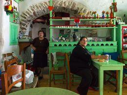 Das kleine, traditionelle Dorfkafenion in Langada gehört zu den schönsten Griechenlands!