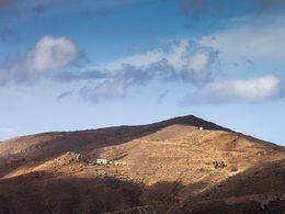 Die Berge bei Aegialis