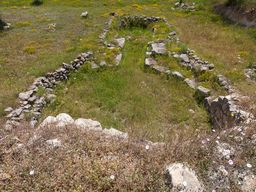 Das mykenische Kuppelgrab bei Arkadiko (c) Tobias Schorr