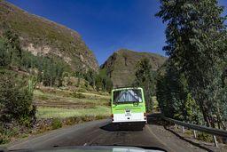 Die Überlandbusse verbinden die Hauptstadt mit allen wichtigen Städten in Äthiopien. (c) Tobias Schorr