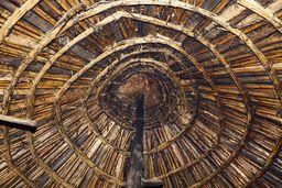 Das Dach der Hütte. (c) Tobias Schorr