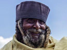 Die Mönche und Priester sind Fremden gegenüber freundlich und aufgeschlossen
