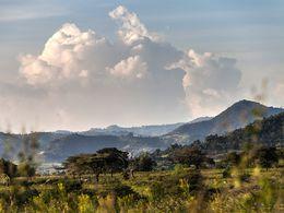 Landschaft um Konso