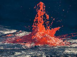 Vulkanbeobachtungen am Erta Ale Vulkan in Äthiopien. (c) Tobias Schorr