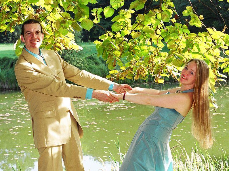 Hochzeitsfotos leben von der Atmosphäre & Gefühl! (c) Tobias Schorr