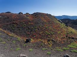 Der Krater von Mikiri Kameni aus 1540, (c) Tobias Schorr, April 2017