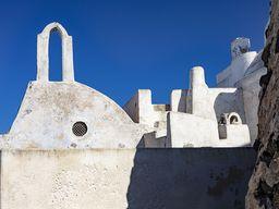Agios Jakovos auf der Burg von Pyrgos