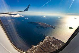 Anreise nach Santorin am 21 Mai 2021. (c) Tobias Schorr