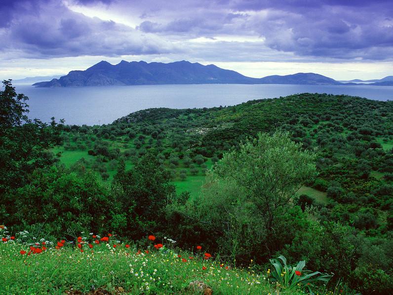 Auf dieser Reise lernen Sie Methana, Milos, Santorin und Nisyros kennen! Die 4 als aktiv geltenden Vulkane Griechenlands! (c) Tobias Schorr (Methana)