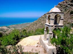 Agios Joannis Kloster auf Kefalos. (c) Tobias Schorr