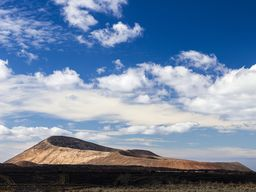 Vulkan der Caldera Blanca - einer der schönsten Vulkane der Kanarischen Inseln (c) Tobias Schorr