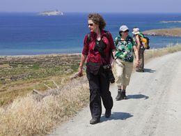 Wandern auf Lesbos