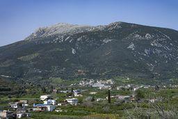 Das Dorf Kaloni an der Ostküste der Peloponnes. (c) Tobias Schorr