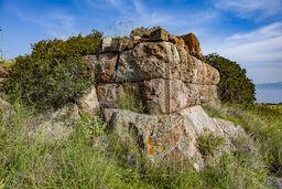 Ein antiker Turm oder antikes Heiligtum? (c) Tobias Schorr