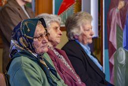 Ältere Damen aus Kounoupitsa. (c) Tobias Schorr
