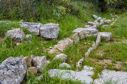 Der antike Brunnen in Troizen. (c) Tobias Schorr