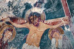 Christus am Kreuz. (c) Tobias Schorr