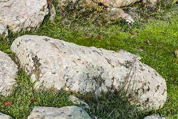 Rest einer sehr alten, primitiven Säule eines antiken Heiligtums. (c) Tobias Schorr