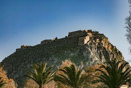 Die Palamidi-Festung von Nauplion. (c) Tobias Schorr