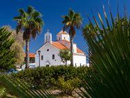 Die Kirche Agios Georgios auf Methana
