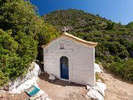 Die Kapelle Agios Sotiros