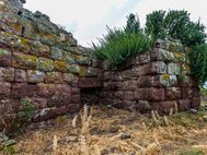 Die antike Akropolis von Methana bei Vathy