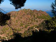 Der Lavadom von Kameni Chora auf Methana