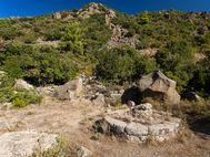 Eine der ältesten Zisternen auf Methana