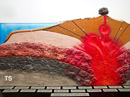 Vulkanquerschnitt (c) Tobias Schorr