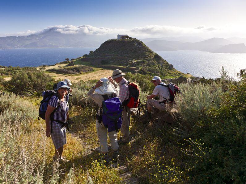 Geologische Wanderungen auf Milos sind immer etwas für Naturfreunde, Fotografen und Hobbygeologen!
