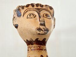Eine der schönsten prähistorischen Tonfiguren aus Phylakopi (c) Tobias Schorr