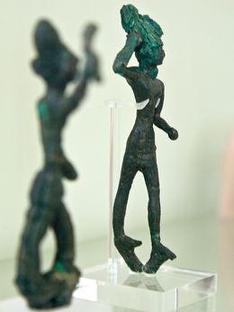 Bronzefiguren minoischer Krieger (c) Tobias Schorr