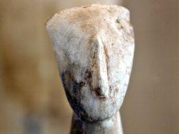 Kykladenidol (ca. 2500 v.Chr.) (c) Tobias Schorr