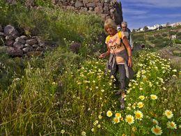 Wandern im Frühling ist eine Freude in Griechenland! (c) Tobias Schorr